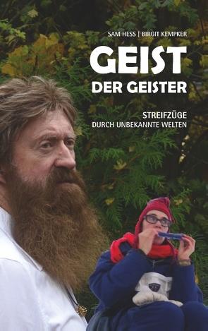 Geist der Geister von Hess,  Sam, Kempker,  Birgit
