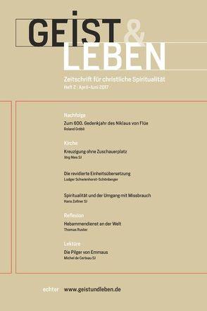 Geist & Leben 2/2017 von Benke,  Christoph