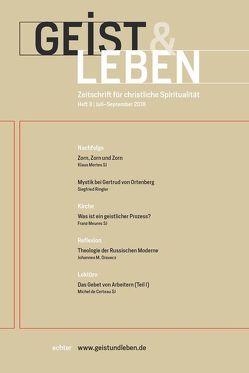 Geist & Leben 3/2018 von Benke,  Christoph