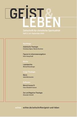Geist & Leben 3/2020 von Benke,  Christoph