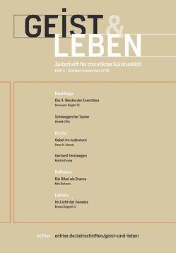 Geist & Leben 4/2019 von Benke,  Christoph