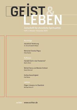 Geist & Leben 4 2020 von Benke,  Christoph, Echter Verlag