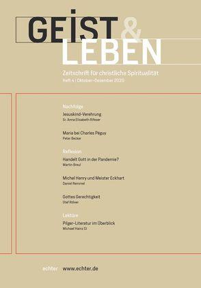 Geist & Leben 4|2020 von Benke,  Christoph, Echter Verlag