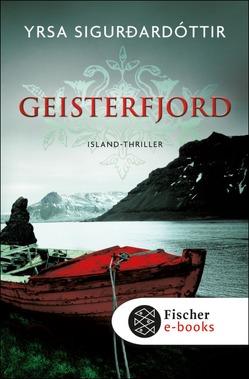 Geisterfjord von Flecken,  Tina, Sigurdardóttir,  Yrsa