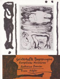Geisterhafte Begegnungen von Hitzler,  Franz, Ponnier,  Katharina