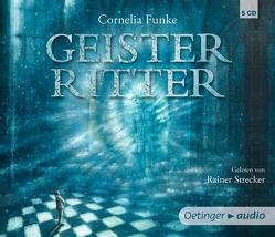 Geisterritter (5 CD) von Funke,  Cornelia, Hechelmann,  Friedrich, Langer,  Markus, Pflug,  Jan-Peter, Strecker,  Rainer