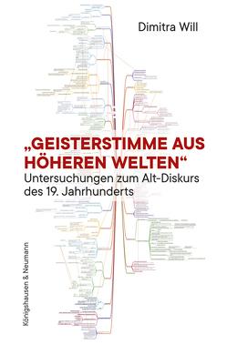 """""""Geisterstimme aus höheren Welten"""" von Will,  Dimitra"""