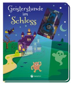Geisterstunde im Schloss (Mit UV-Licht-Taschenlampe) von Ed Myer, Nicola Berger