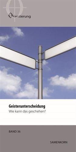 Geisterunterscheidung von Gassmann,  Lothar