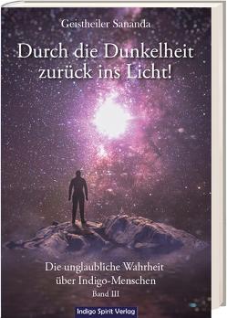 Geistheiler Sananda: Durch die Dunkelheit zurück ins Licht! von Brecht,  Oliver Michael