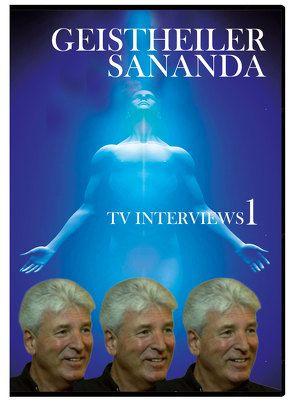 Geistheiler Sananda: TV-Interviews 1 von Brecht,  Oliver Michael