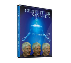 Geistheiler Sananda: TV-Interviews 7 von Brecht,  Oliver Michael