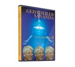 Geistheiler Sananda: TV-Interviews 8 von Brecht,  Oliver Michael