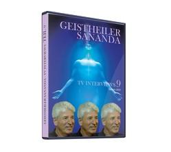 Geistheiler Sananda: TV-Interviews 9 von Brecht,  Oliver Michael