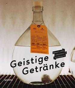 Geistige Getränke von Brandes,  Cathrin, Christian,  Schneider, Mönkemöller,  Dirk