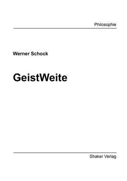 GeistWeite von Schock,  Werner