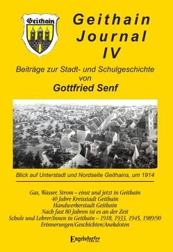 GEITHAIN JOURNAL IV von Senf,  Gottfried