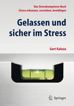 Gelassen und sicher im Stress von Kaluza,  Gert