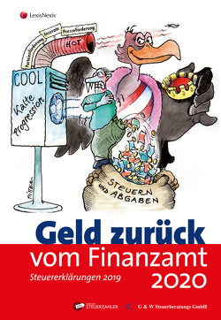Geld zurück vom Finanzamt 2020 von Ginthör,  Oliver