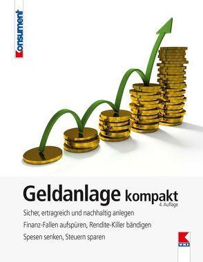 Geldanlage kompakt von Lappe,  Manfred