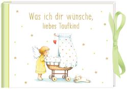 Geldkuvert-Geschenkbuch – Was ich dir wünsche, liebes Taufkind von Frau Maria Wissmann-Pavlov