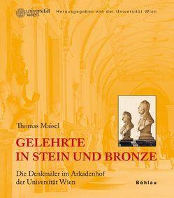 Gelehrte in Stein und Bronze von Maisel,  Thomas