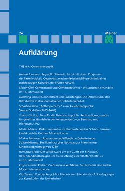 Gelehrtenrepublik von Füssel,  Marian, Mulsow,  Martin