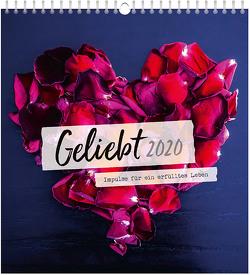 Geliebt 2020 – Postkartenkalender