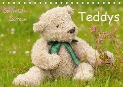 Geliebte Bären – Teddys (Tischkalender 2018 DIN A5 quer) von Bölts,  Meike