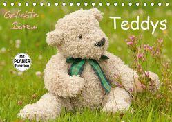 Geliebte Bären – Teddys (Tischkalender 2019 DIN A5 quer) von Bölts,  Meike