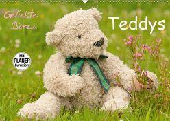 Geliebte Bären – Teddys (Wandkalender 2018 DIN A2 quer) von Bölts,  Meike