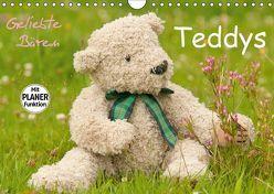 Geliebte Bären – Teddys (Wandkalender 2018 DIN A4 quer) von Bölts,  Meike