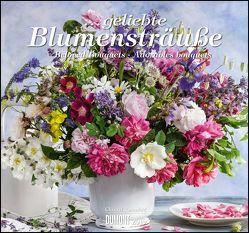 … geliebte Blumensträuße 2019 – DUMONT Wandkalender – mit allen wichtigen Feiertagen – Format 38,0 x 35,5 cm von DUMONT Kalenderverlag, Rosenfeld,  Christel