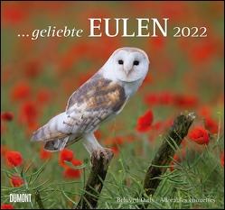 … geliebte Eulen 2022 – DUMONT Wandkalender – mit den wichtigsten Feiertagen – Format 38,0 x 35,5 cm