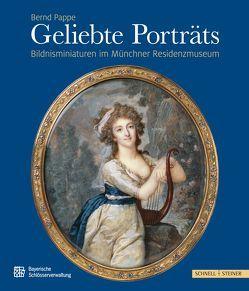 Geliebte Porträts von Bayerische Schlösserverwaltung, Pappe,  Bernd