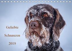 Geliebte Schnauzen 2019 (Tischkalender 2019 DIN A5 quer) von wuffclick-pic