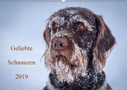 Geliebte Schnauzen 2019 (Wandkalender 2019 DIN A2 quer) von wuffclick-pic
