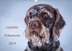 Geliebte Schnauzen 2019 (Wandkalender 2019 DIN A3 quer) von wuffclick-pic