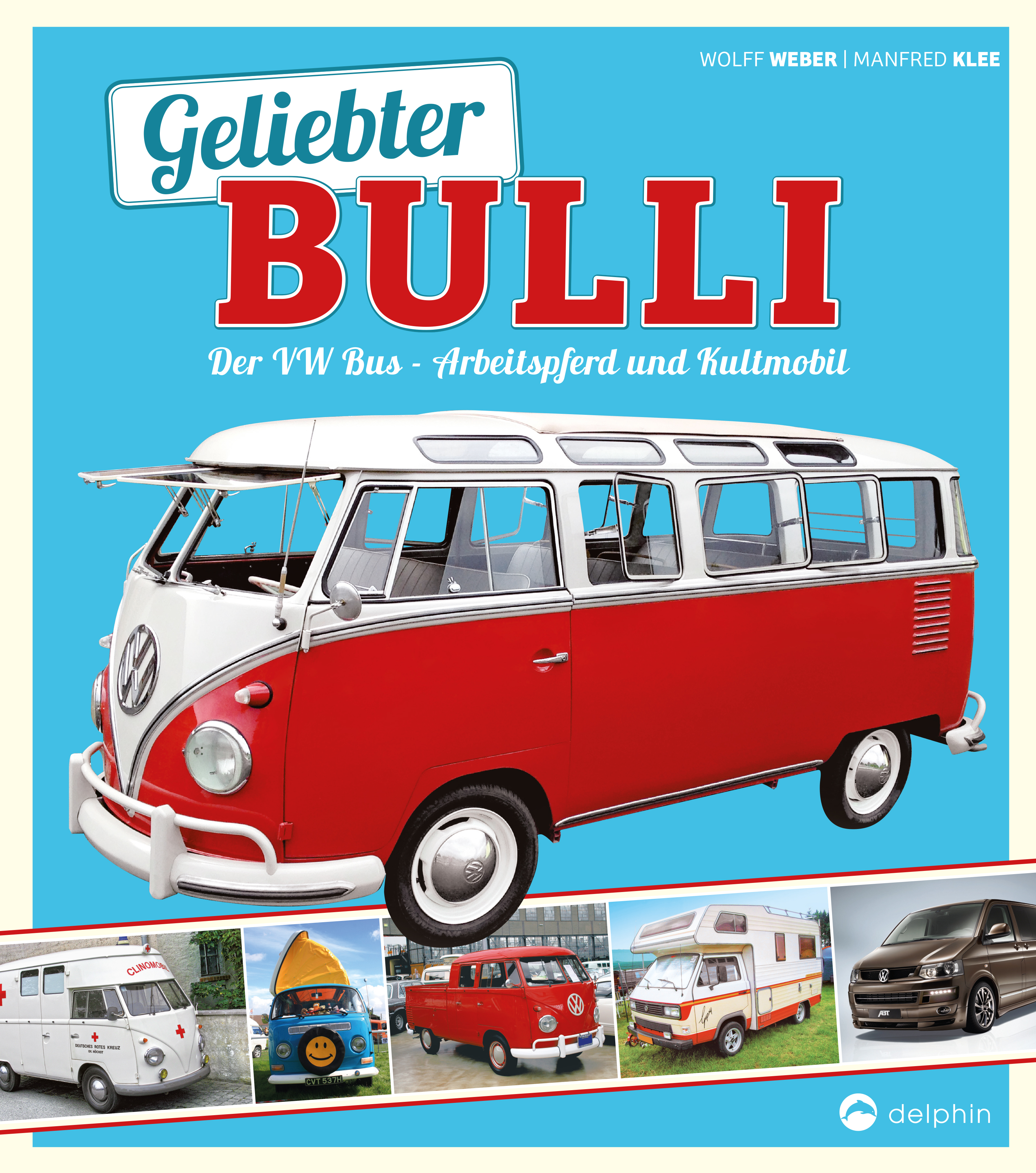 Surf Bulli VW Bus 1P Bild auf Leinwand Wandbild Poster Kunstdruck