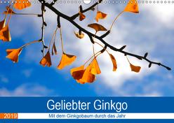 Geliebter Ginkgo (Wandkalender 2019 DIN A3 quer) von Jäger,  Anette