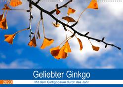 Geliebter Ginkgo (Wandkalender 2020 DIN A2 quer) von Jäger,  Anette
