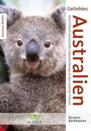 Geliebtes Australien von Barkhausen,  Barbara