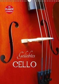 Geliebtes Cello (Wandkalender 2019 DIN A3 hoch)