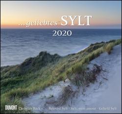 Geliebtes Sylt 2020 – DuMont Wandkalender – mit den wichtigsten Feiertagen – Format 38,0 x 35,5 cm von Bäck,  Christian, DUMONT Kalenderverlag