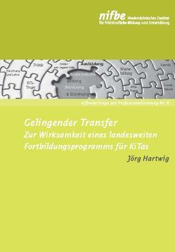 Gelingender Transfer von Hartwig,  Jörg