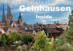 Gelnhausen Inside (Tischkalender 2019 DIN A5 quer) von Eckerlin,  Claus