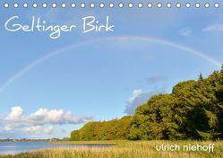 Geltinger Birk (Tischkalender 2019 DIN A5 quer) von Niehoff,  Ulrich
