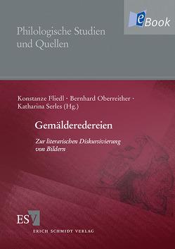 Gemälderedereien von Fliedl,  Konstanze, Oberreither,  Bernhard, Serles,  Katharina