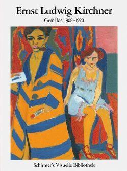 Gemälde 1908-1920 von Kirchner,  Ernst Ludwig