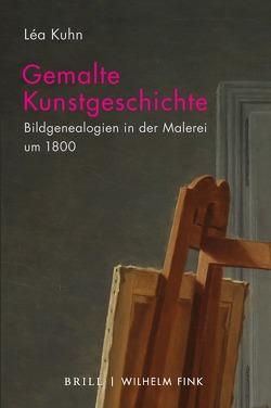 Gemalte Kunstgeschichte von Kuhn,  Léa